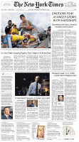 The New York Times - Saturday, November 3, 2012