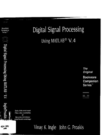 Digital Signal Processing Using Matlab V4.0