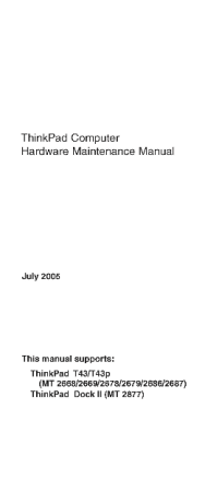 service-manual-IBM-ThinkPad-T43-T43p