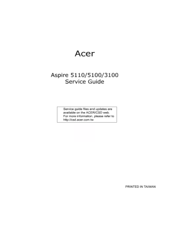 service-manual-Acer-Aspire-5110-5100-3100