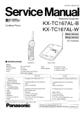 Panasonic KX-TC167