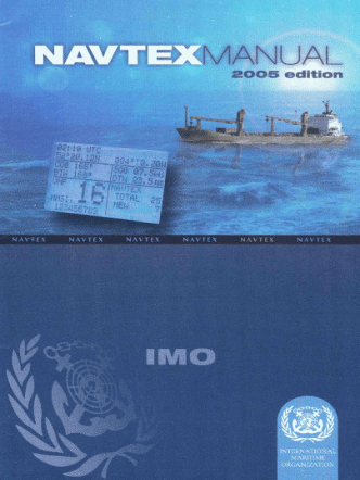 1130334 0DC9B international maritime organisation navtex manual