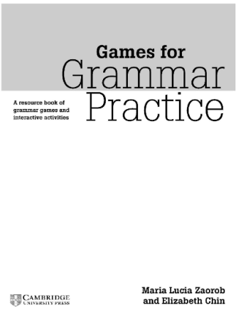 !!!games-for-grammar-practice