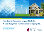 How to Monitor Access to Your Big Data in Insurance