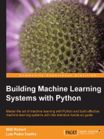 Building-Machine-Learning-Systems-With-Python