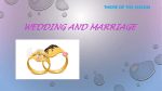 the handouts with quotations about  marriage