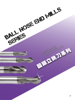 nano-mill J-2 series(ball nose)