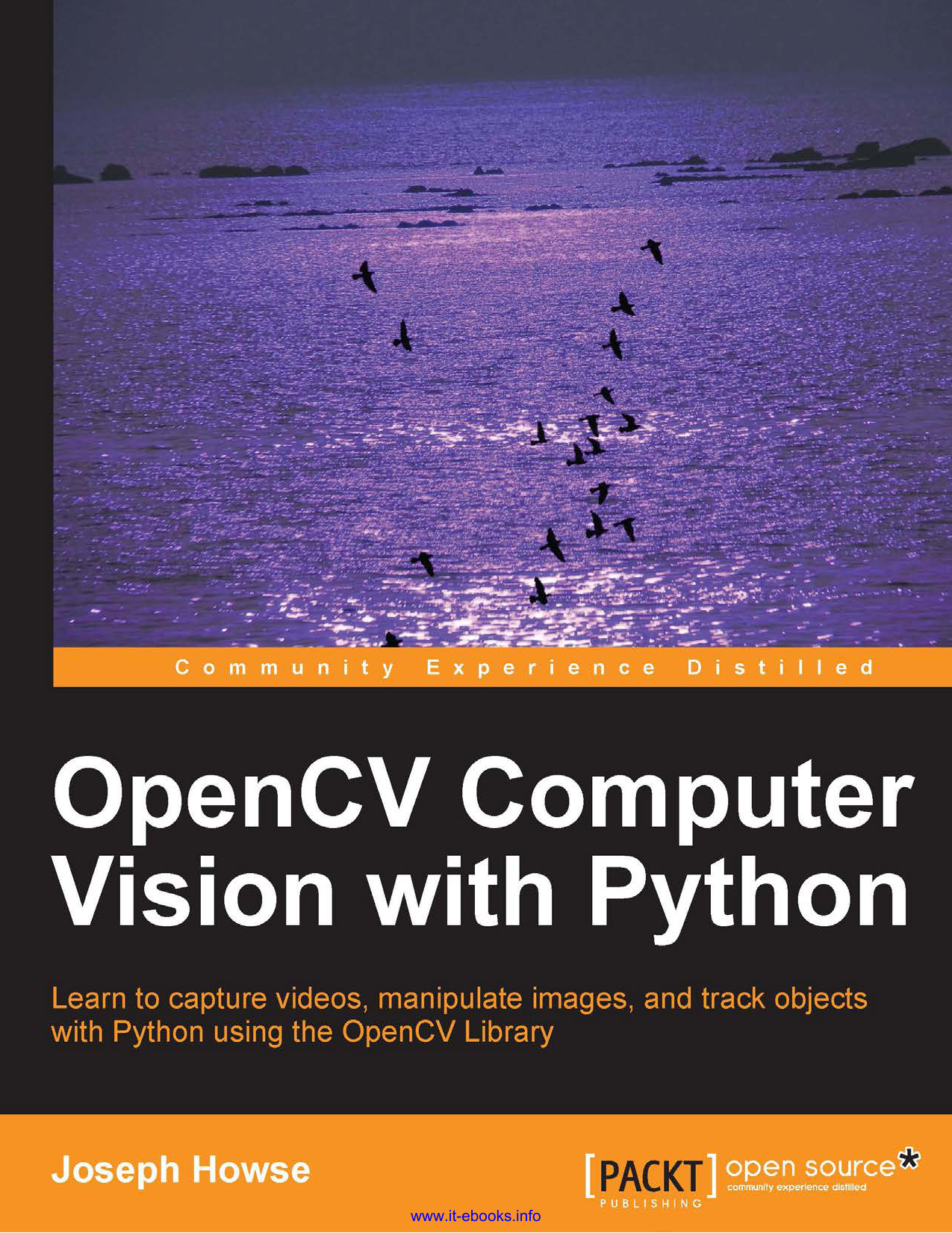 OpenCV Computer Vision with Python (1)