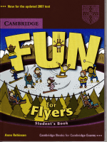 Fun for Flyers - Cambridge