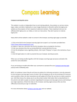 Compass Learning Get access