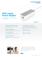 90W Laptop Power Adapter - Innergie
