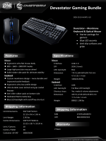 Devastator Product Sheet.pdf - Cooler Master