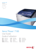 Phaser 7100 Color Printer - CNET Content Solutions