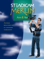 Steadicam Merlin. - Lemac