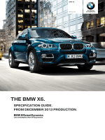 THE BMW X6. - BMW New Zealand