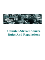 Counter-Strike: Source Rules And Regulations - ByLAN