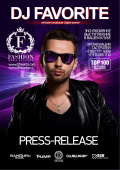 PRESS-RELEASE - DJ Favorite