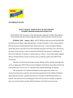 nestle nesquik teams up with the new york mets to benefit madison