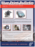 Product Focus – Daewoo Matiz Distributor ADG014201 - Part Info