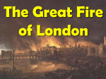 The Great Fire of London - Primary Resources