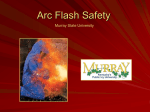 Arc Flash Safety - Murray State University