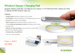 CGWL-002-WHT Wireless charger Pad.ppt - Avantree