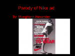 Parody of Nike ad. - Barren County Schools