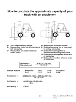 How to calculate the approximate capacity of your truck with