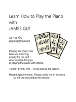 Learn How to play the Piano with - Bastien Piano
