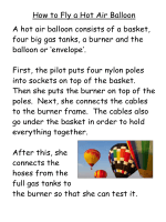 How to Fly a Hot Air Balloon - Primary Resources