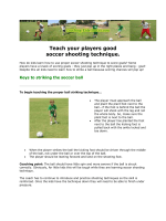 How to introduce ball control so