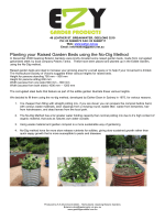 How to fill your Raised Garden Beds using the No-Dig - paton.net.au