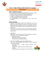 How to help children with comprehension - Speak Up Salford