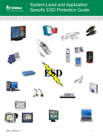How to Select an Appropriate ESD Device - Mouser Electronics