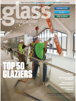 Top 50 Glaziers - NEC Ranked #15 Jun 2013 - National Enclosure
