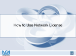 How to Use Network License - Tools 4 Revit