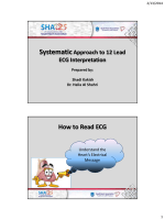 How to Read ECG - sha-education.com