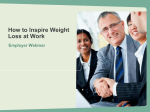 How to Inspire Weight Loss at Work - Time Well Spent - Anthem