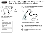 AFL-MAQuickSetupGuide - Recordex USA