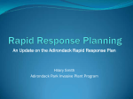 How to Build an Effective Rapid Response Task Force in the Lake