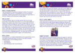 What is Families Matter? Who are We? Entry criteria How to access
