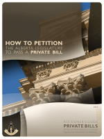 HOW TO PETITION - Legislative Assembly of Alberta