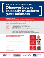 Discover how to instantly transform your business - TSBE