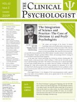 Jobs in Clinical Psychology: How to Fulfill your Dream of being a