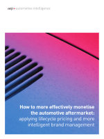 How to more effectively monetise the automotive - AEP Advertising