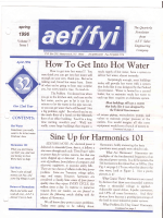 How To Get Into Hot Water - Current Issue