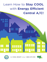 Learn How to Stay COOL with Energy Efficient Central - Ayer Oil Co.