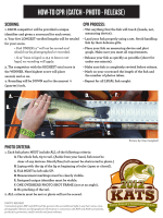 How-To CPR (CaTCH - PHoTo - Release) - Austin Kayak Fishing