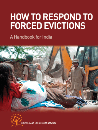 HOW TO RESPOND TO FORCED EVICTIONS - hic-sarp.org
