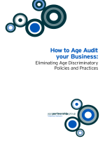 How to Age Audit your Business: - Mature @ EU
